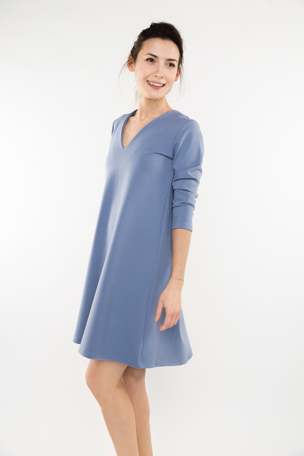 LeMuse light blue LE PASSION dress