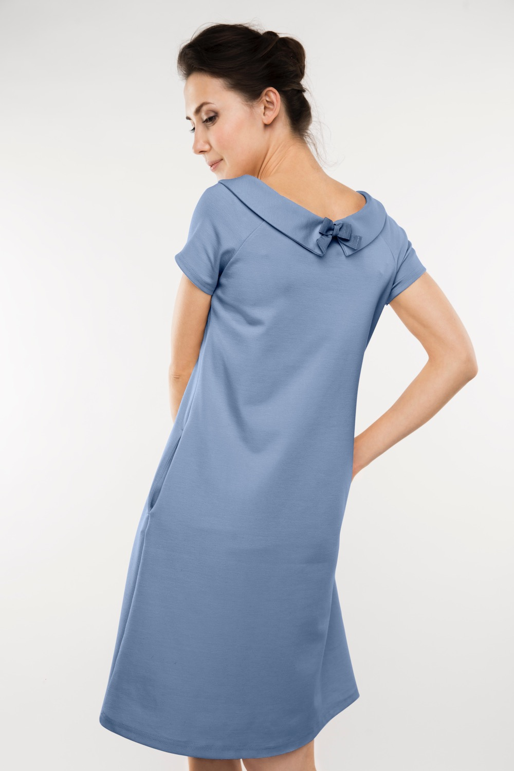 LeMuse light blue SUMMER STORY dress