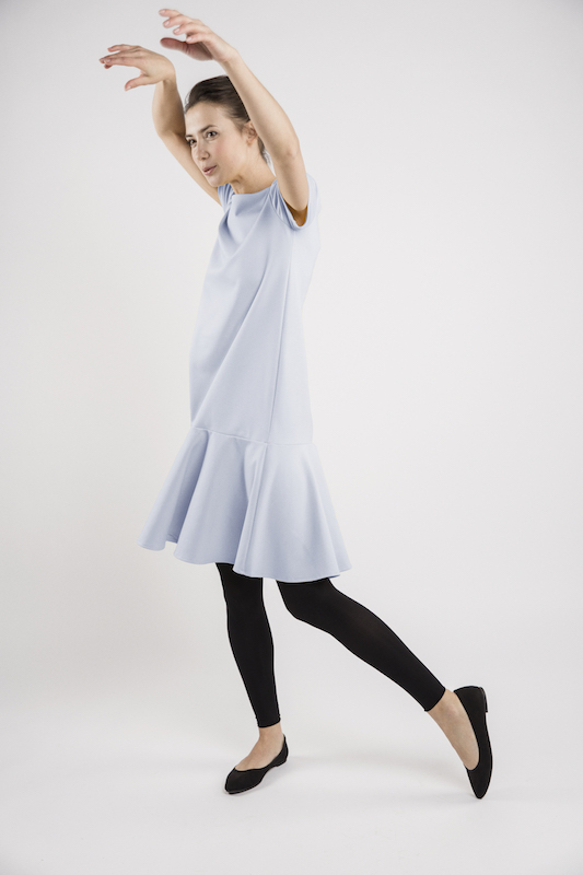 LeMuse sky blue STOCKHOLM dress