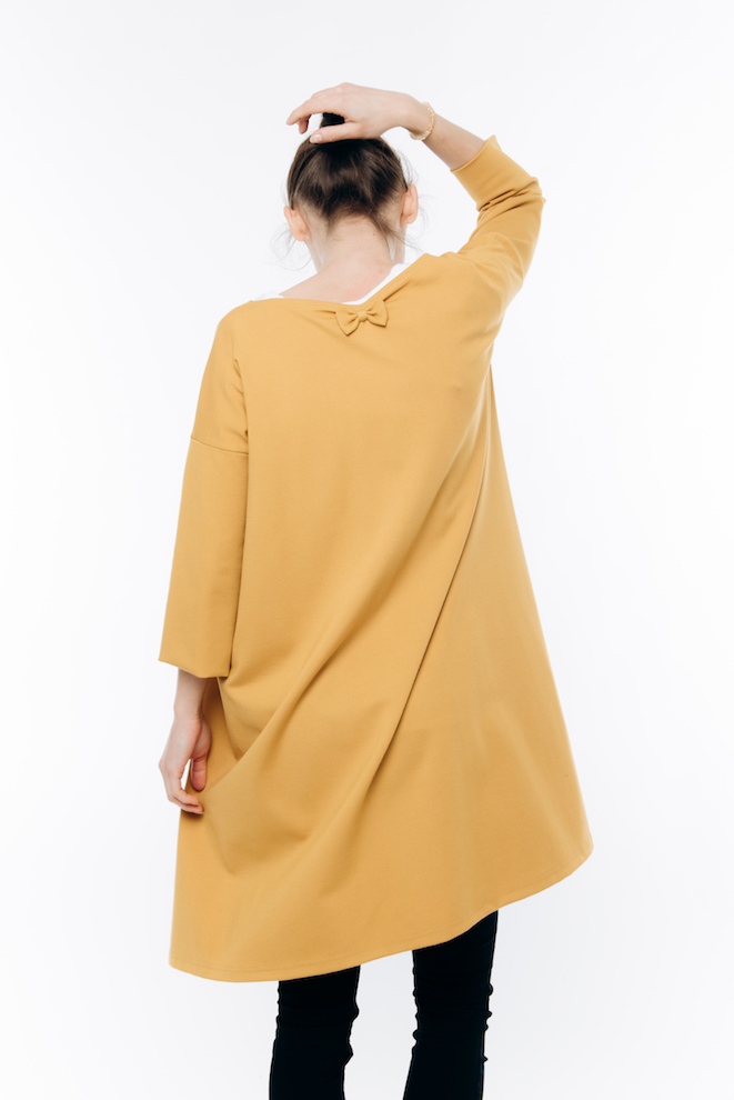 LeMuse yellow SWEET cardigan