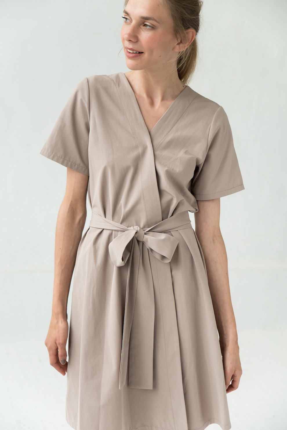 LeMuse sand SAND&DUNES CHLOE dress