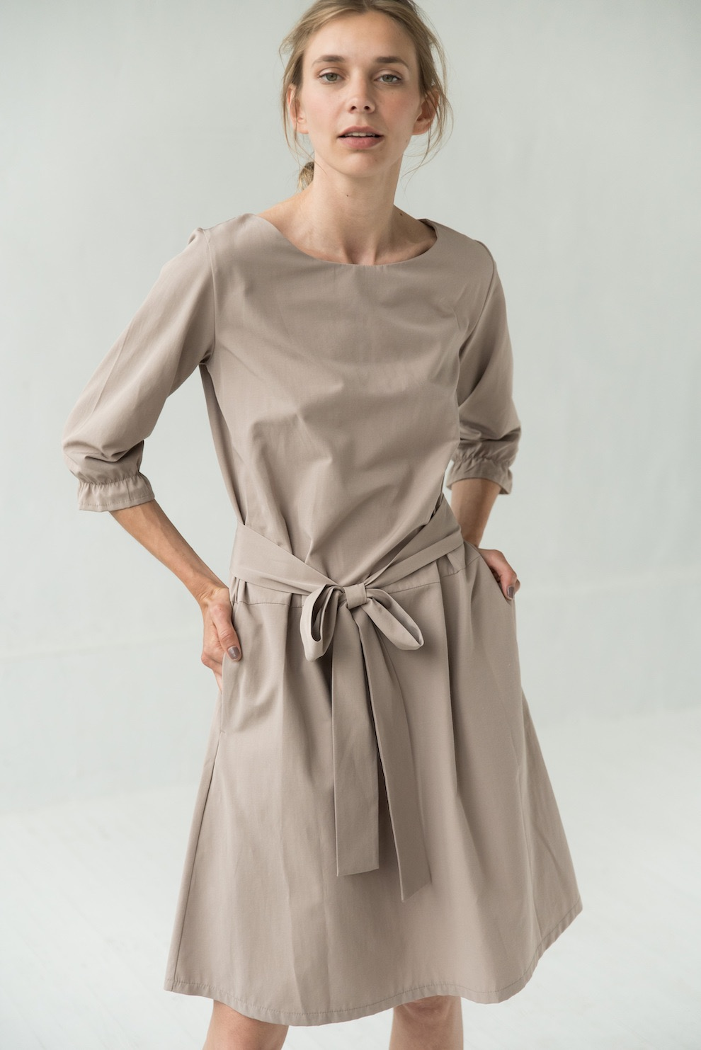 LeMuse sand SAND&DUNES EMMA dress