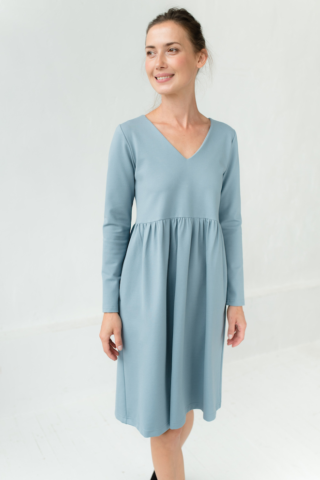LeMuse sky blue SUNSHINE dress