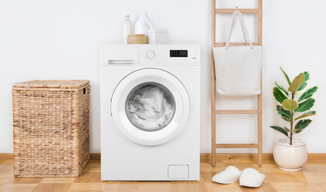 Machine wash your linen clothing